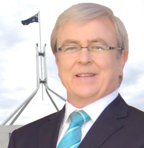 Our Kevin Rudd